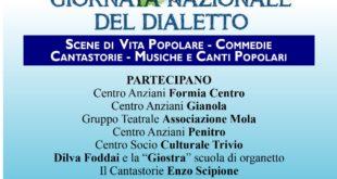 Formia, giornata nazionale del dialetto