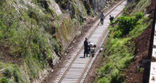 Entro l'anno il via ai lavori di completamento della linea ferroviaria Formia-Gaeta