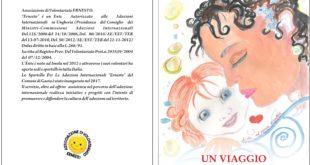 Un viaggio chiamato adozione: l'ultimo libro dell'Associazione Ernesto