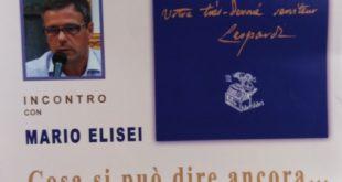 """A Formia """"Il no disperato"""" di Mario Elisei"""