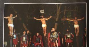 """Gaeta, ritorna la """"Sacra Rappresentazione della vita, passione e morte di Gesù di Nazaret""""!"""