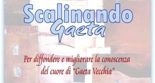 """Sabato 4 maggio presentazione dell'associazione culturale """"Scalinando Gaeta"""""""