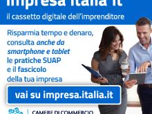 Camera di Commercio e Comune di Gaeta in sinergia per implementare i servizi online con il Cassetto digitale