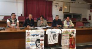 Presentazione della Notte Bianca nel quartiere di Castellone con l'omaggio a Fabrizio De André