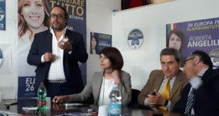 Elezioni europee 2019: a Formia la sede di Fratelli d'Italia