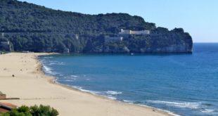 A spasso nel Golfo: La spiaggia di Serapo