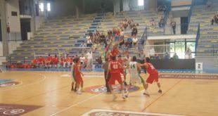 Valmontone in finale, al Basket Serapo restano gli applausi