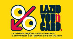 LAZIO YOUth Card, l'app dedicata ai giovani tra i 14 e i 29 anni: l'incontro stamane in Comune
