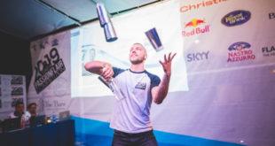 """È Dennis Trifanovs il vincitore di """"Gaeta Passion Flair Competition"""" (#Foto-#Video)"""