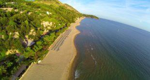 A spasso nel Golfo: la spiaggia dell'Arenauta