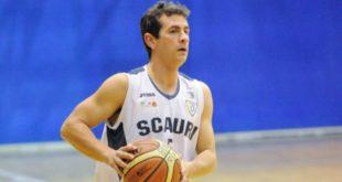 Il Basket Serapo '85 dà il benvenuto a Dante Richotti