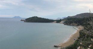 Gaeta, blitz interforze sulla spiaggia dell'Arenauta contro l'abusivismo e degrado