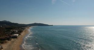 A spasso nel Golfo: la spiaggia di Sant'Agostino
