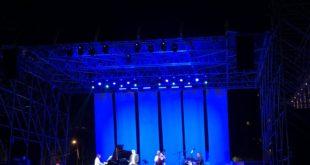 Gino Paoli incanta il pubblico di Gaeta