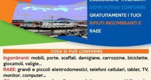 """A Formia """"Giornate Ecologiche"""", domenica 15 settembre ottavo appuntamento al Mercato Nuovo"""
