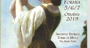 """Formia, un viaggio nella storia. Torna la mostra filatelica del Circolo """"Marco Tullio Cicerone"""