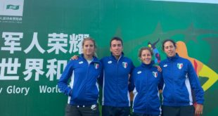 Wuhan (Cina) – VII Giochi Mondiali Militari
