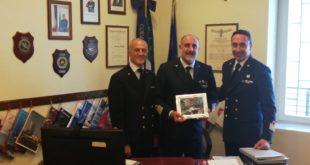 Il direttore marittimo del Lazio in visita nel compartimento di Gaeta