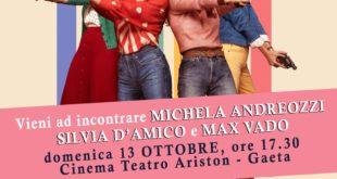 """""""Brave ragazze"""", la regista Michela Andreozzi e gli attori incontrano il pubblico"""