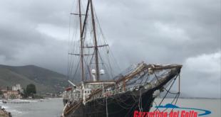 """Signora del Vento, Guardia Costiera di Gaeta:""""accertamenti in corso sulla dinamica"""""""