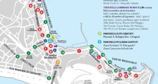 Luminarie di Gaeta, tutto su viabilità e parcheggi (#video)