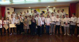 Successo a Formia  per la Festa Nazionale del Cuoco promossa dalla FIC