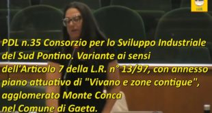 """Littorina Formia–Gaeta, Pernarella (M5S): """"L'ennesima promessa"""" (#video)"""