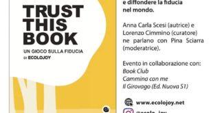 """La fiducia diventa un libro: """"Trust this book"""""""
