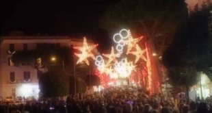 "Weekend di Luminarie, Mitrano: ""Record di presenze"""
