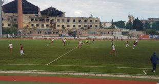 Calcio, al Riciniello passa la Pro Cisterna