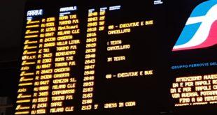 Investimento sulla linea Napoli – Roma via Formia: traffico sospeso
