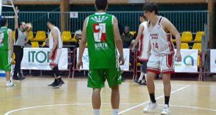 Serie C Silver, il Basket Serapo espugna il campo della Scuola Basket Roma
