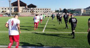 Calcio, il Gaeta doma il Campus Eur