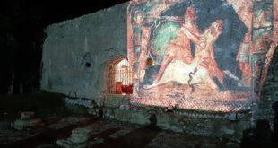 """Grande Affluenza alla """"Notte di Mitra"""" all'Area Archeologica Caposele a Formia"""