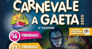 Carnevale a Gaeta, ecco il programma degli eventi
