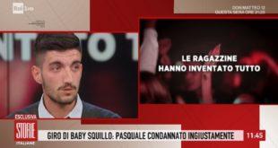 "Giro di baby squillo, a ""Storie Italiane"" su Rai1 Pasquale Fabbricatore (#video)"
