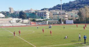 Il Gaeta cade al Riciniello: passa l'Astrea 1-0