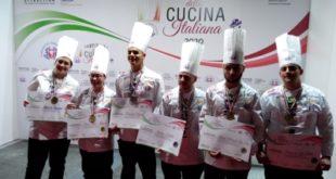 Alberghiero di Formia trionfa alla V edizione dei Campionati della Cucina Italiana 2020