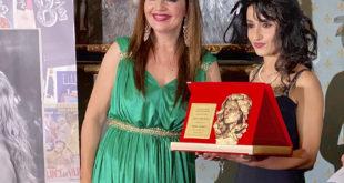 Alla regista gaetana Stefania Capobianco il 'Premio Anita Ekberg'