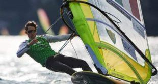 Windsurf, nella Sorrento australiana brillano le Fiamme Gialle di Gaeta