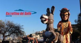 Carnevale a Gaeta, si chiude la quarta edizione (#video)