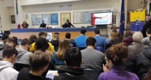 Alternanza scuola-lavoro tra Guardia Costiera e Istituto Nautico Caboto di Gaeta