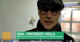 """Coronavirus, Viola a RSI103e5: """"Dono Svizzero adesso ospedale sicuro per tutti"""""""