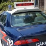 carabinieri incidente