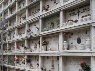 Cimitero di Formia, le azioni dell'Amministrazione per migliorare lo stato dei luoghi