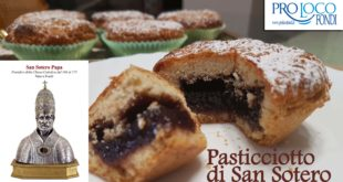 Si chiamerà di San Sotero l'antico pasticciotto fondano dedicato al Papa