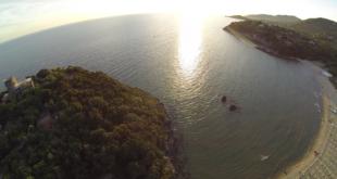 A spasso nel Golfo: la spiaggia dell'Ariana