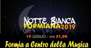 Un venerdì 19 ricco di eventi a Formia, tra musica, teatro e storia