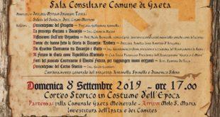 Gaeta, I° edizione del Capodanno Bizantino