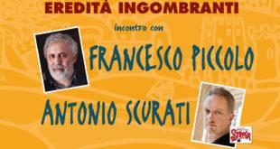 """Gaeta, Francesco Piccolo e Antonio Scurati a """"Libri sulla Cresta dell'onda"""""""